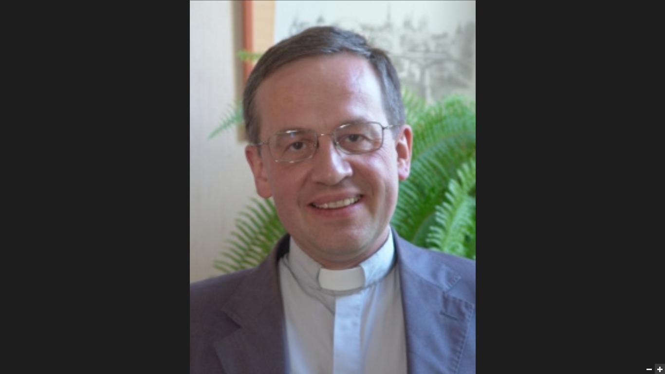 Arzobispo P. Descourtieux © Diócesis De París