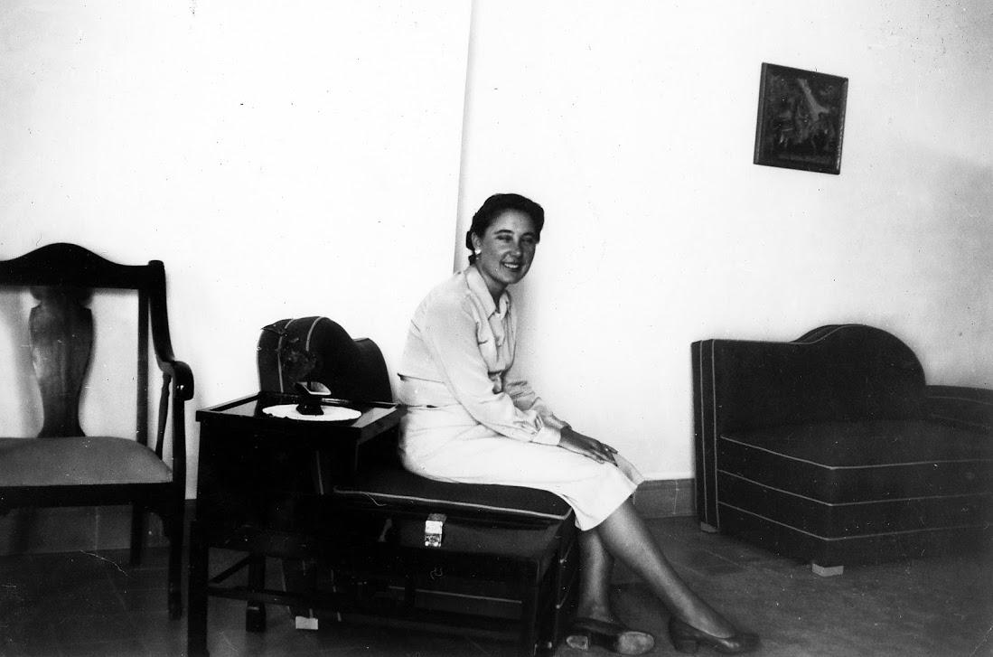 Guadalupe Ortiz de Landázuri en Monterrey © Opus Dei