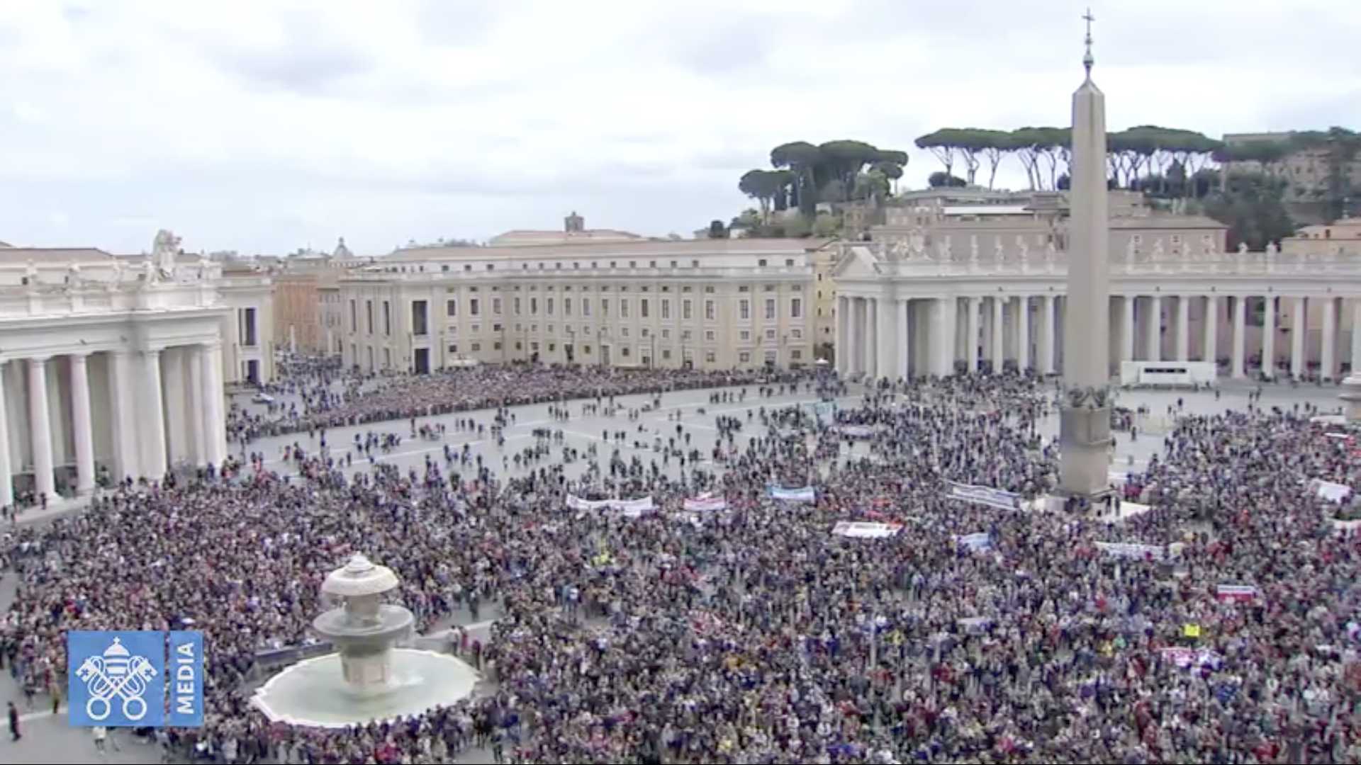 Ángelus 17 marzo 2019 © Vatican Media