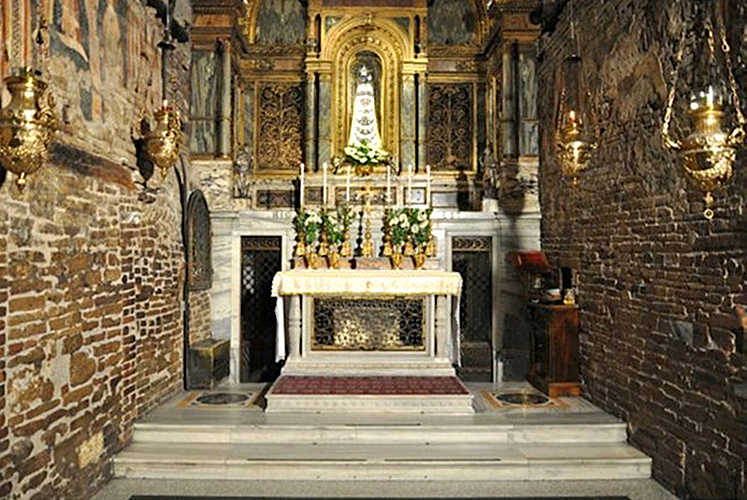 La Santa Casa de Loreto © Radio Vaticano