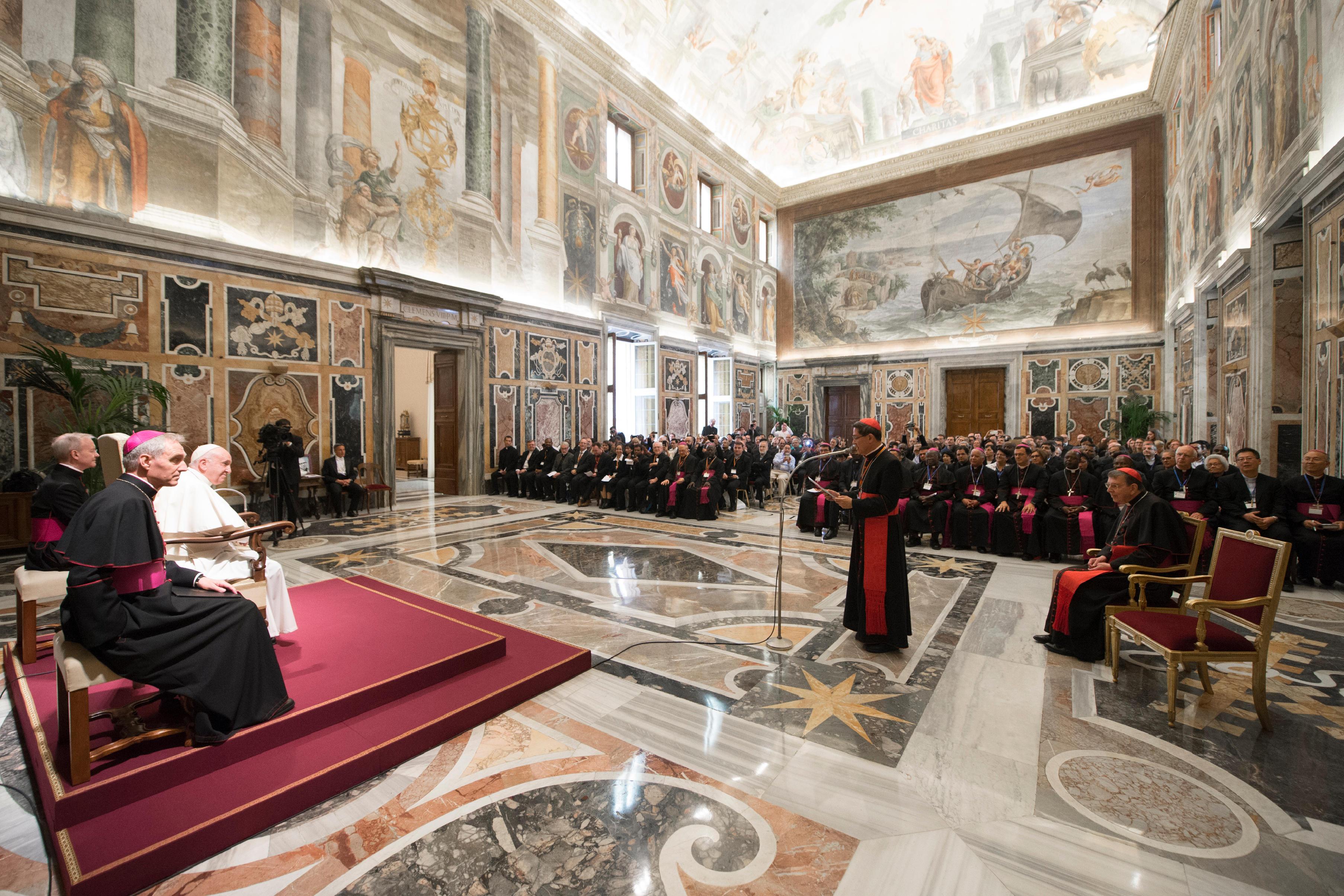 Congreso Bíblico Internacional en Roma © Vatican Media