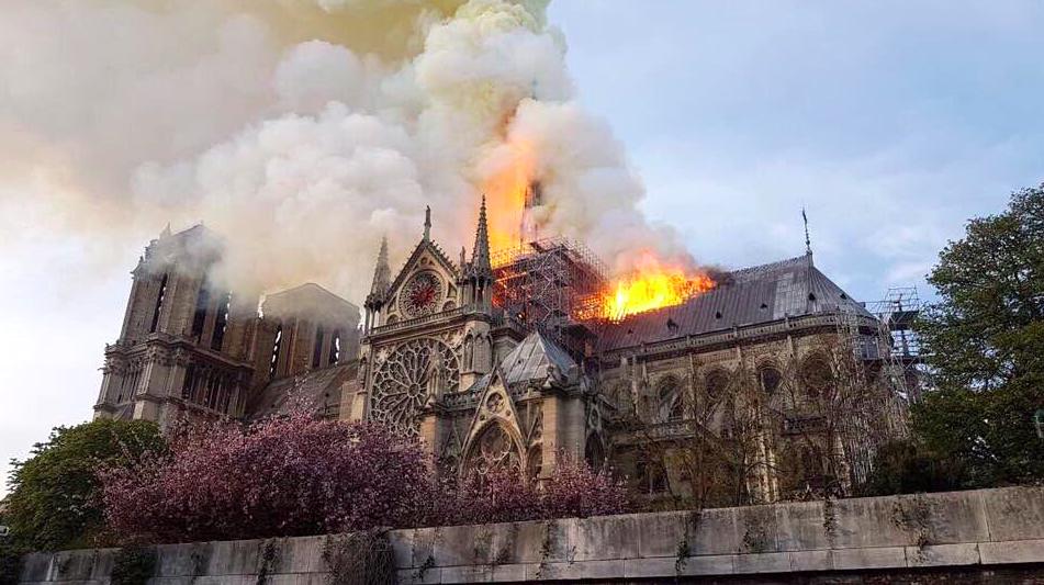 Francia: Catedral de Notre Dame