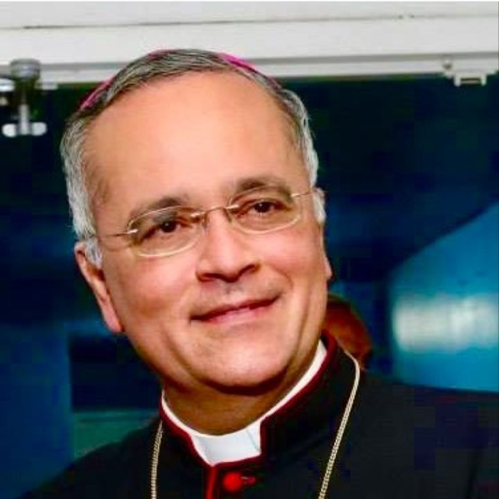 Monseñor Silvio Báez Ortega © Twitter