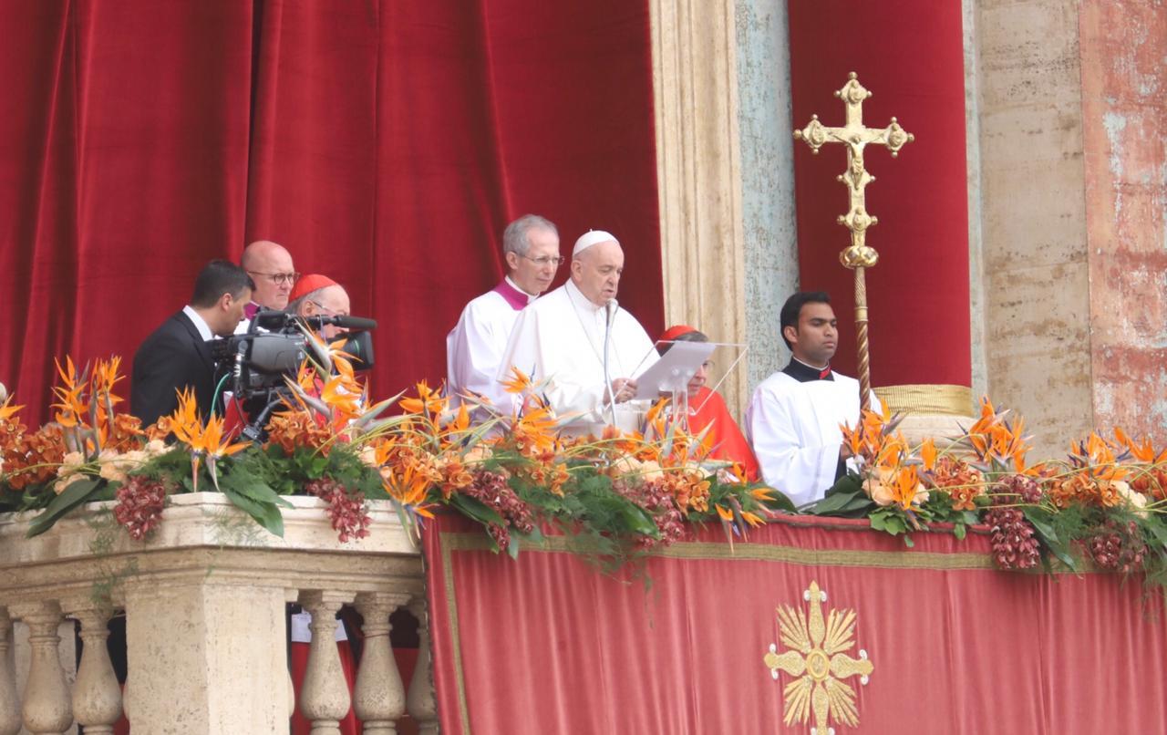 Cercanía del Papa con las víctimas de los atentados en Sri Lanka © Zenit/María Langarica