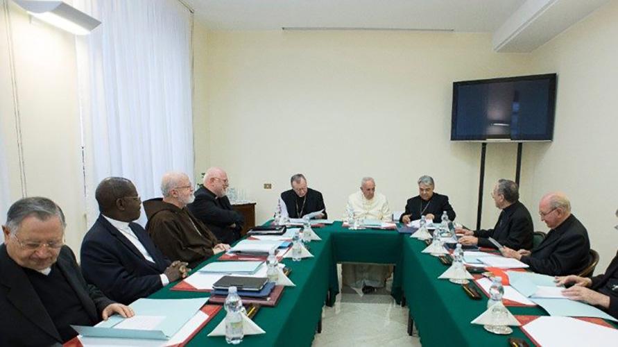 Consejo de Cardenales © Vatican News