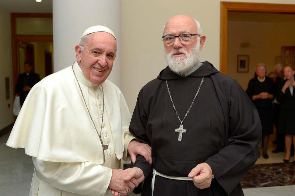 Mons. Celestino Aós cardenal