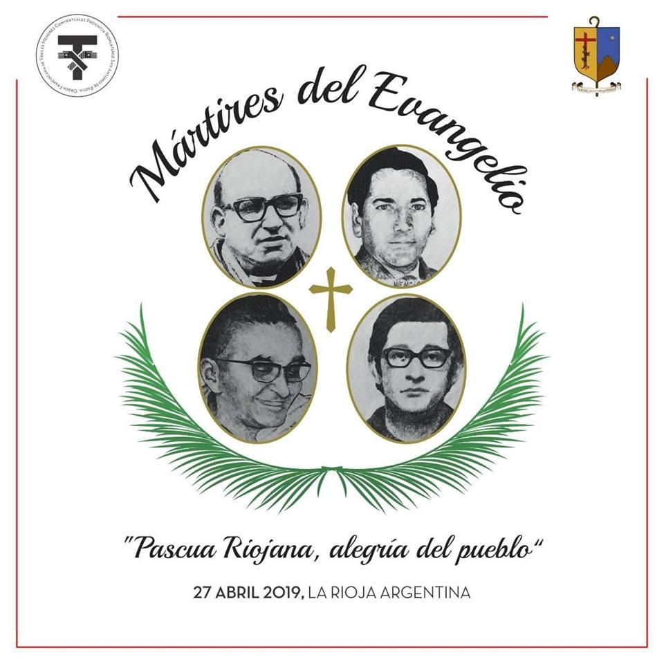 Beatificación de los Mártires de la Rioja © Facebook