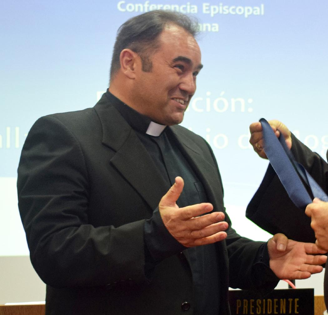 Padre Giovanni Cefai © Conferencia Episcopal Peruana