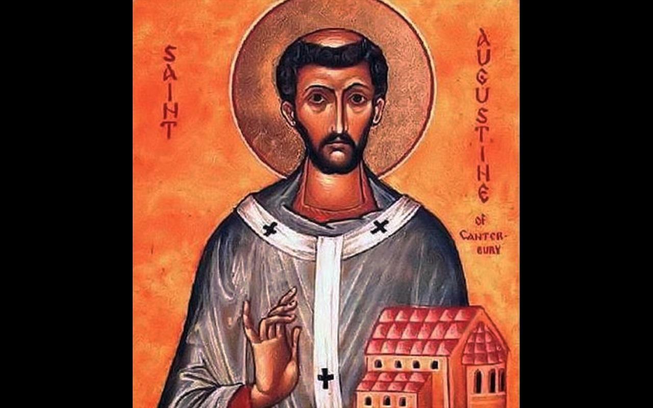 San Agustín De Canterbury (Wiki Commons Pd)