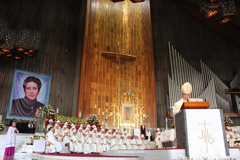 Beatificación de Conchita Cabrera, en México © Desde la fe