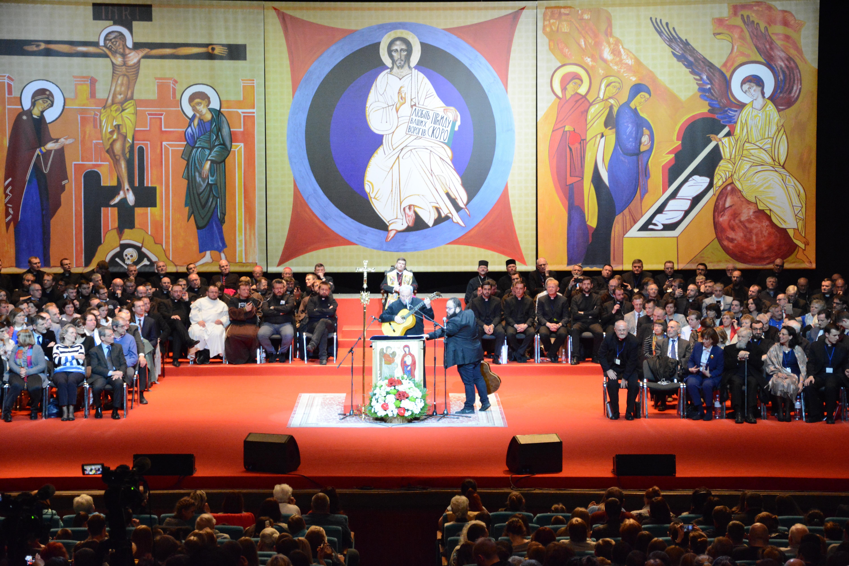 Encuentro celebrado en Kiev, 11 de mayo de 2019 © Camino Neocatecumenal