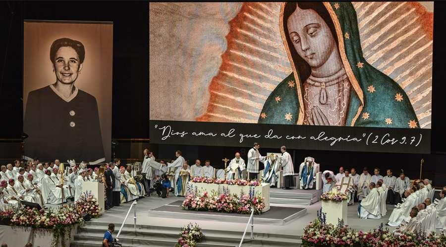 Ceremonia Beatificacion Guadalupe © OpusDei