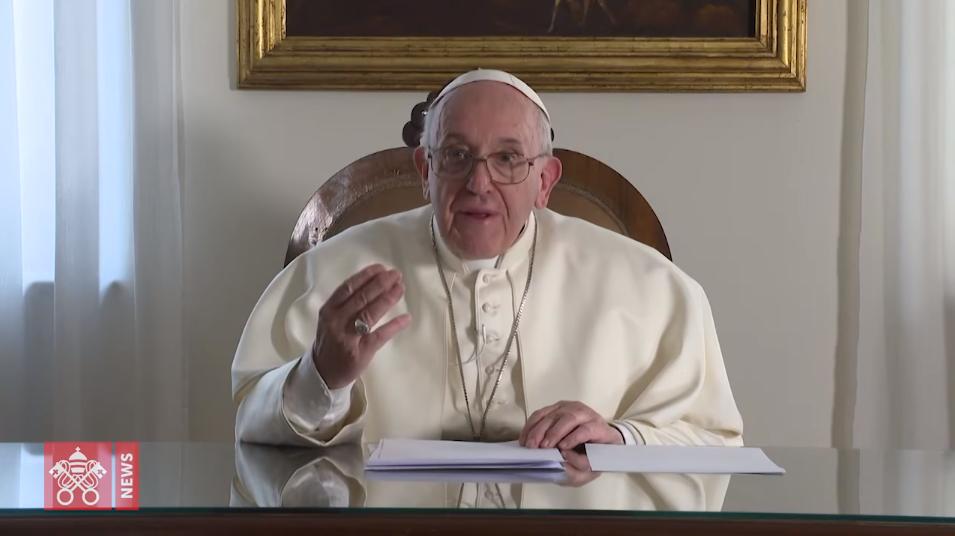 Mensaje De Video Del Papa