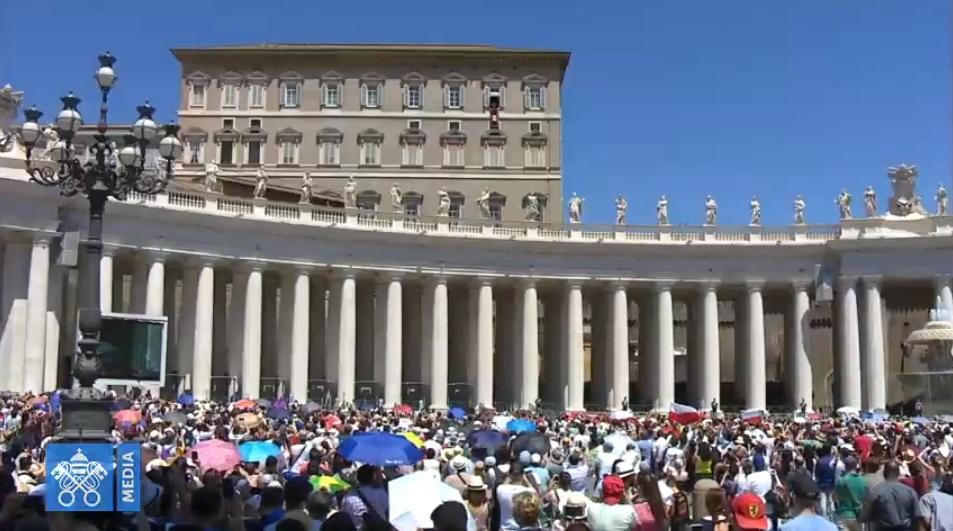 Ángelus Del 30 De Junio De 2019, © Vatican Media