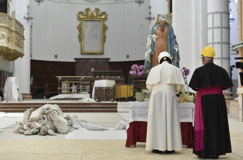 Catedral De Camerino, 16 De Junio De 2019 © Vatican Media
