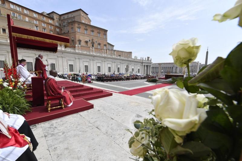 Misa De Pentecostés, 9 De Junio De 2019 © Vatican Media