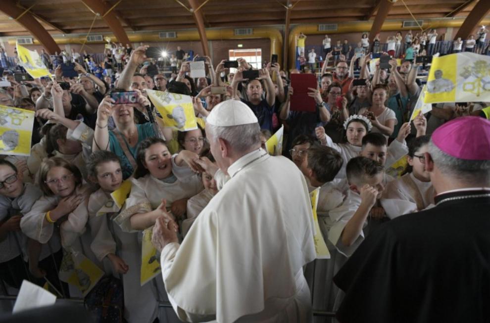 Papa Pacto Educativo Global