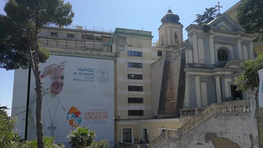El Papa participará en una Conferencia de Teología en Nápoles © Vatican Media