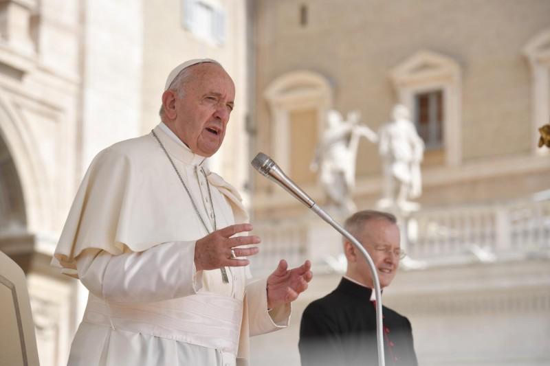 Audiencia General Del 12 De Junio De 2019 © Vatican Medi