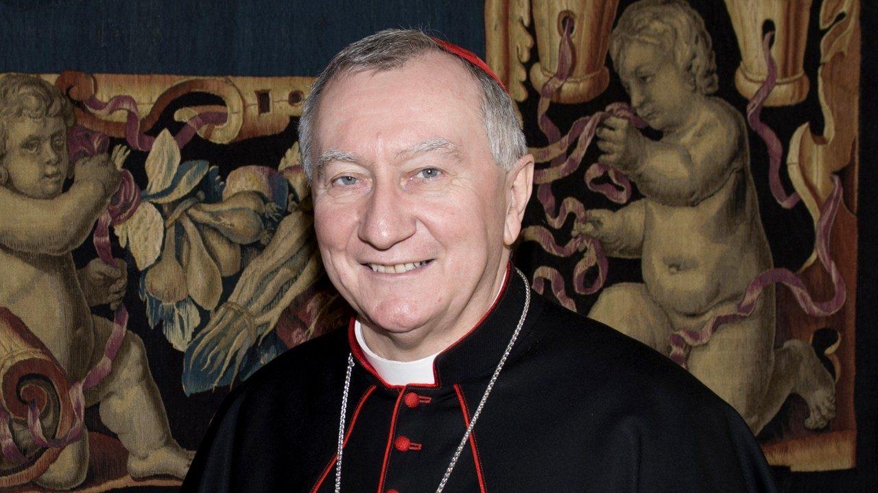 Cardenal Parolin Francia