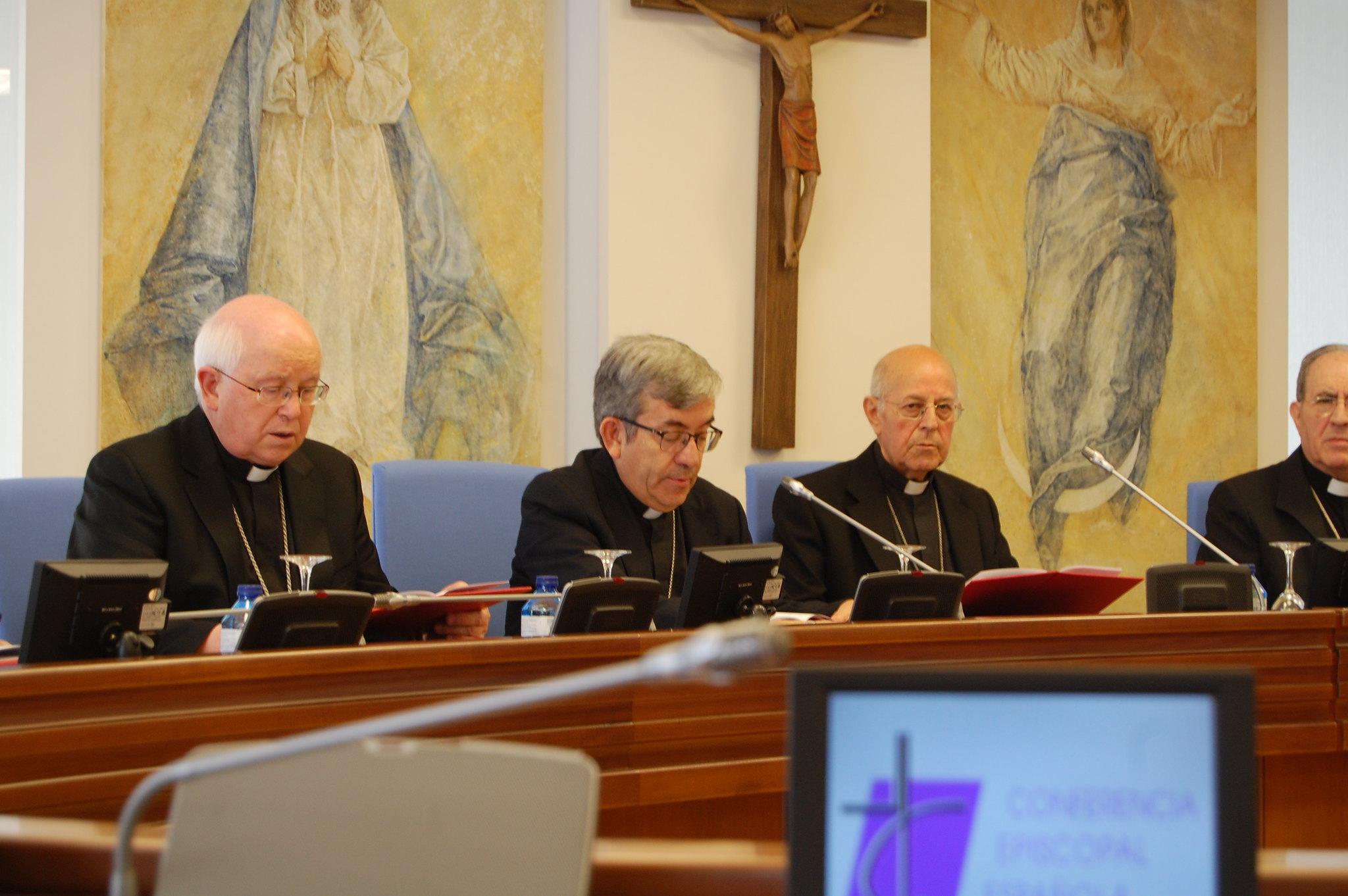 Comisión Permanente de la CEE © Conferencia Episcopal Española