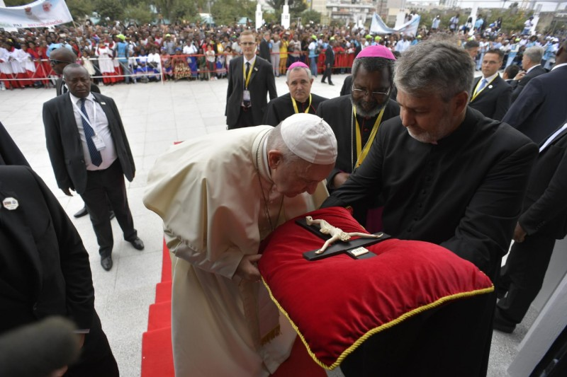 Papa Francisco: Cruz