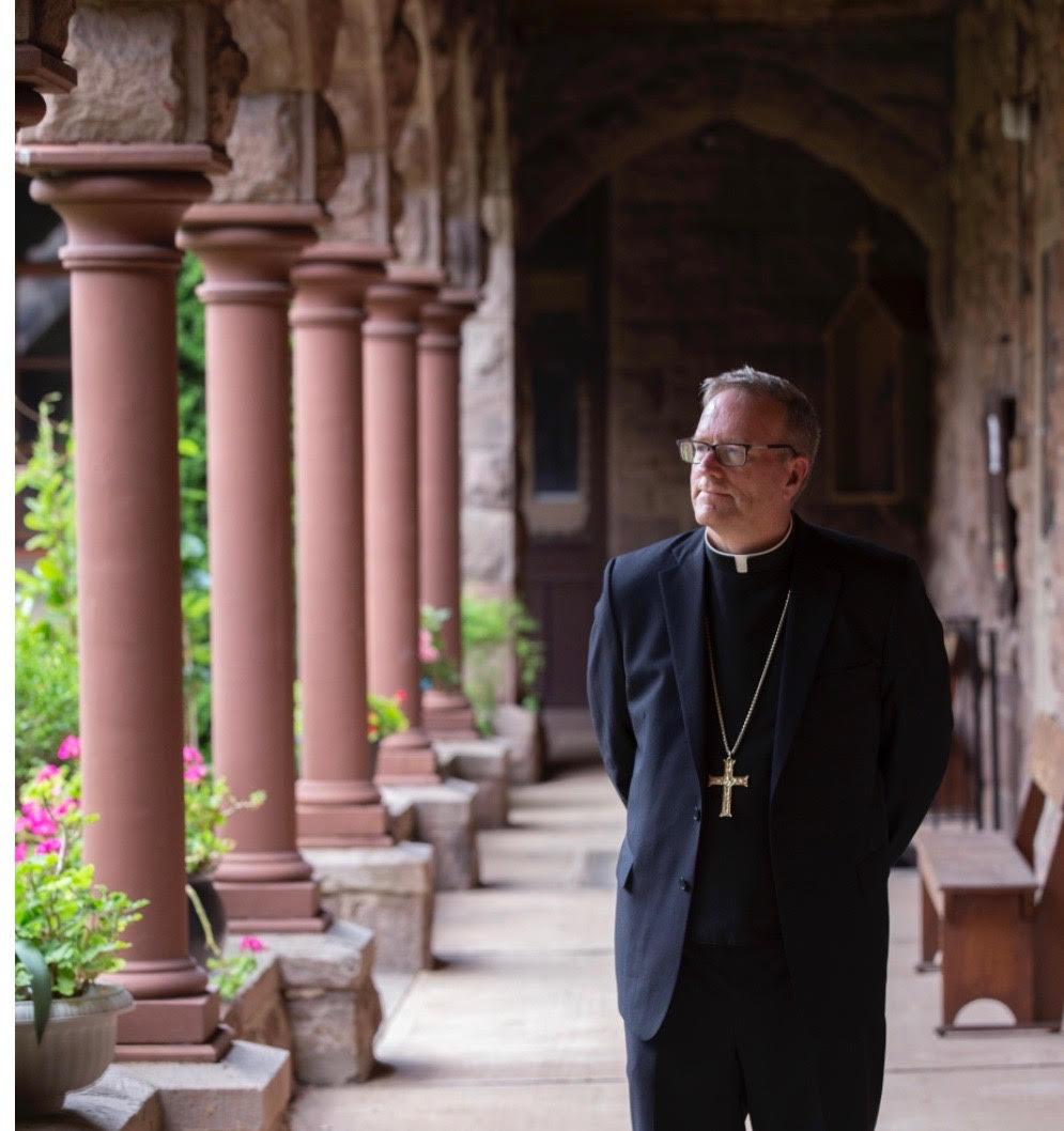Mons. Robert Barron, Obispo auxiliar de Los Ángeles
