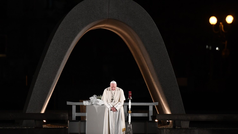75 aniversario Hiroshima: Mensaje del Papa