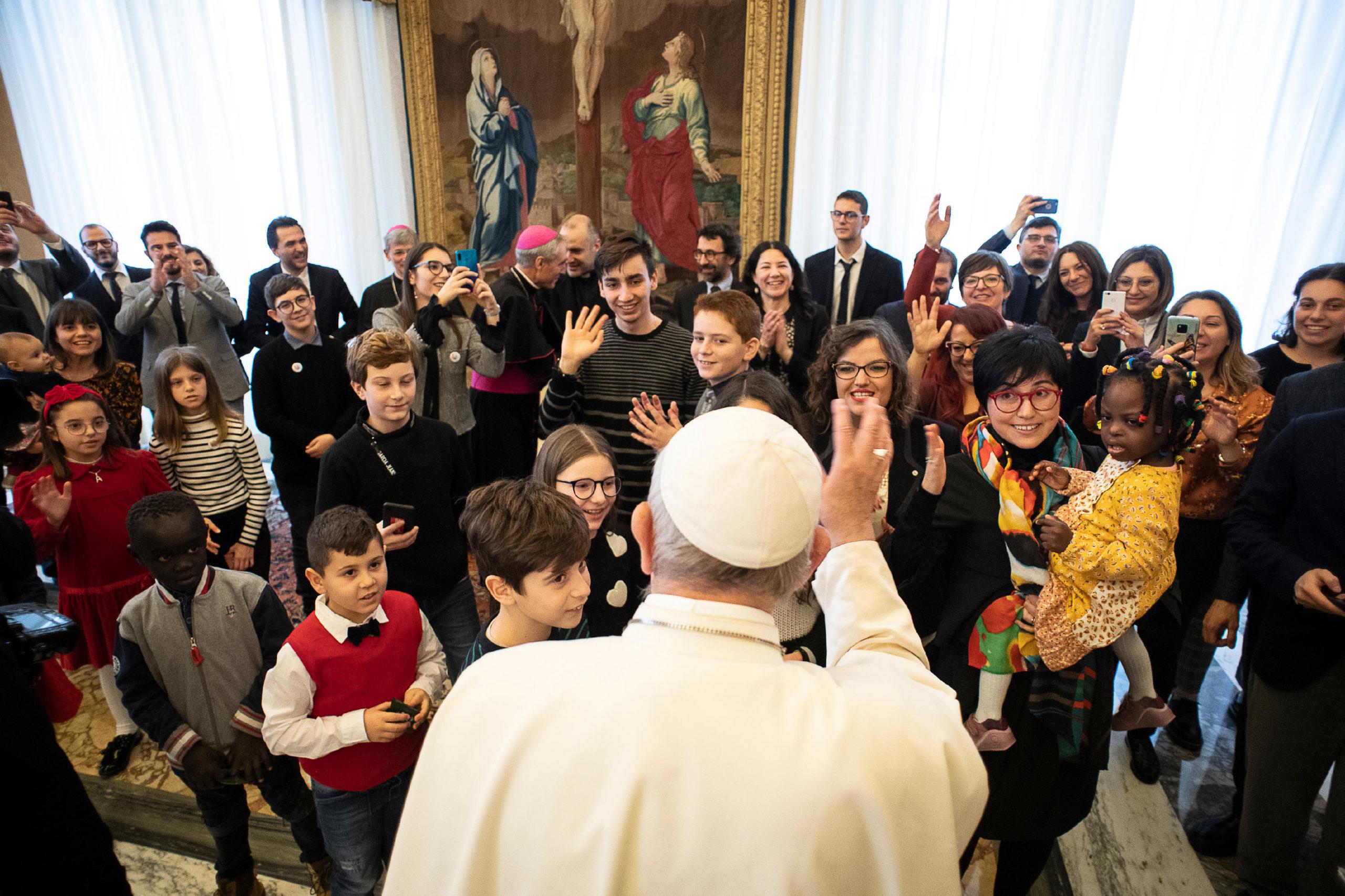 Papa Francisco: Pacto Educativo Global
