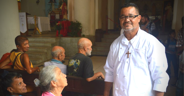 Tony Pereira © Ayuda a la Iglesia Necesitada