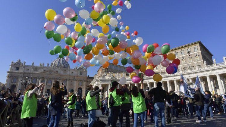 Acción Católica de Roma © Vatican News