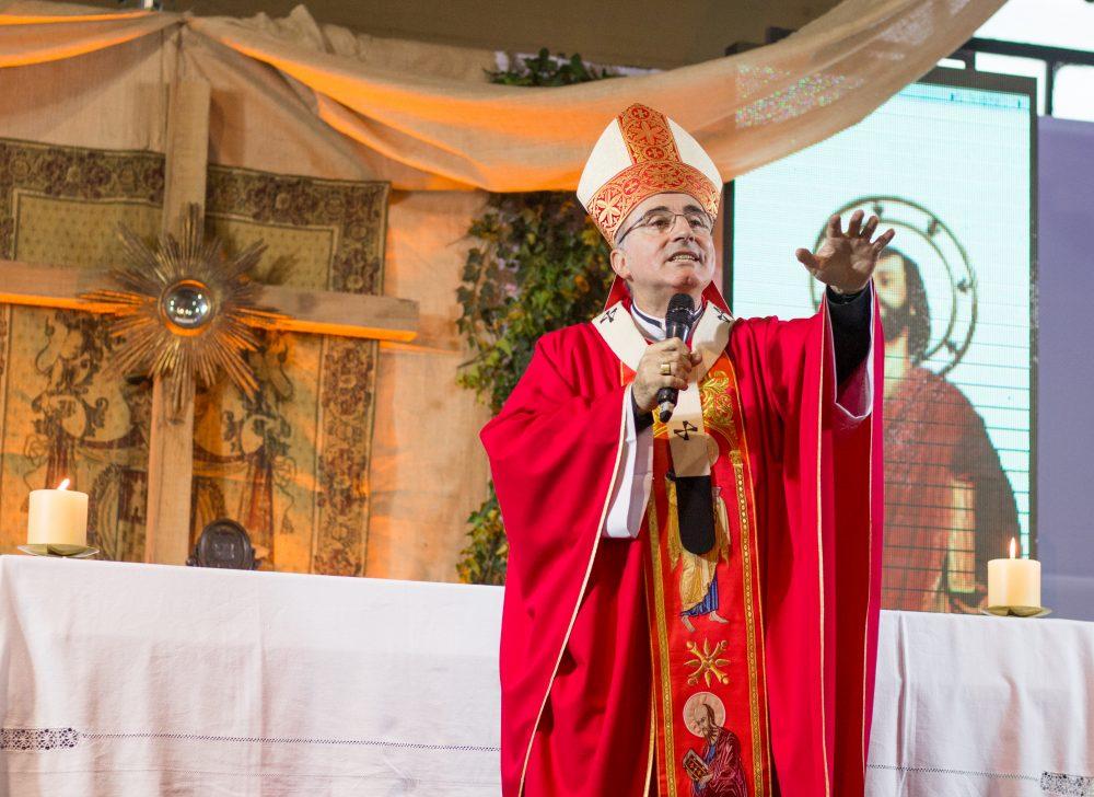 Cardenal Sturla © Iglesia Católica Montevideo