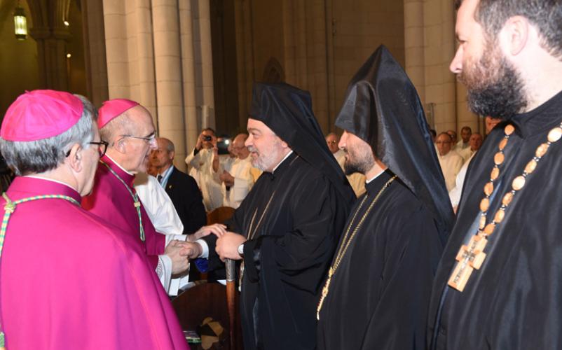 Católicos y ortodoxos