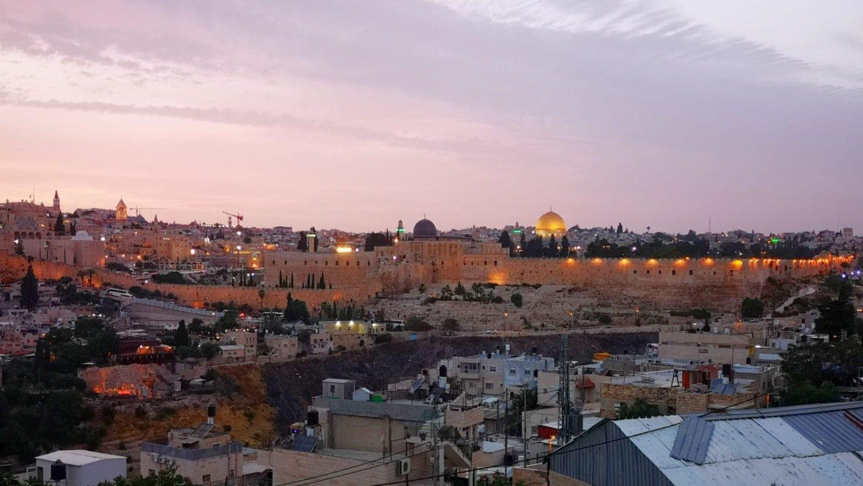 Tierra Santa: Israel y Palestina