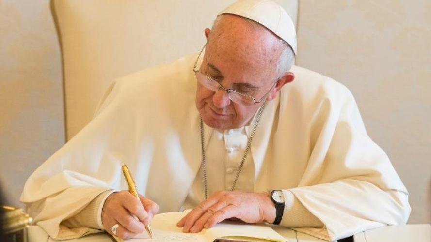 Conferencias Episcopales de Europa: Mensaje del Papa