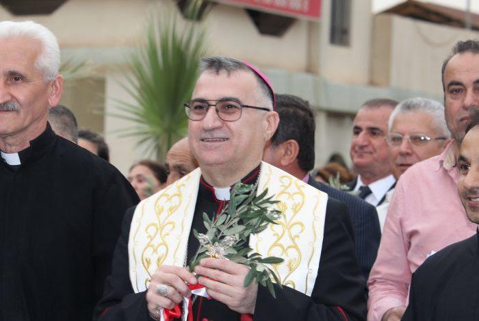Mons. Bashar Warda, arzobispo católico caldeo de Erbil, Irak (ACN)