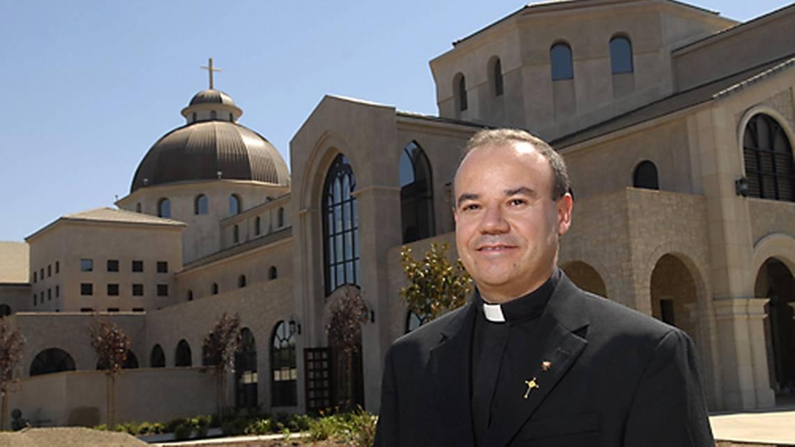 Padre Ramon Bejarno © Catedral de la Anunciación, Stockton, California