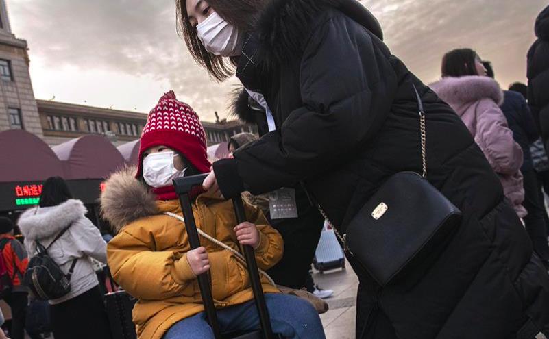 Afectados por el coronavirus en China © OMS