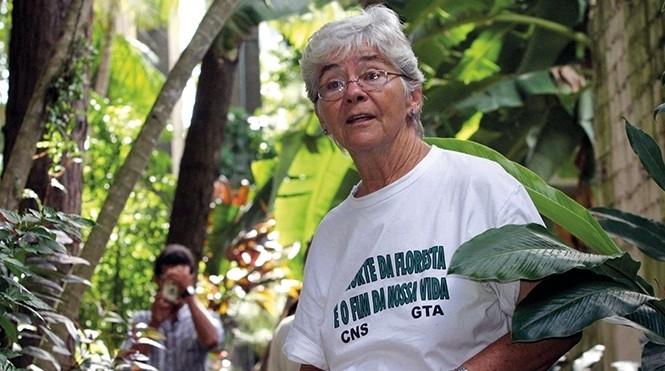 Misionera estadounidense Dorothy Stang © Sinodo Amazonico