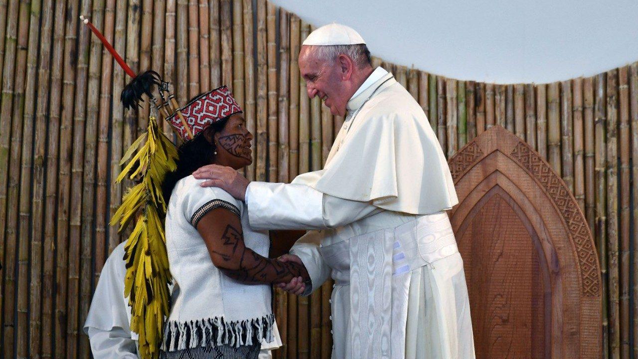 Documental Querida Amazonia
