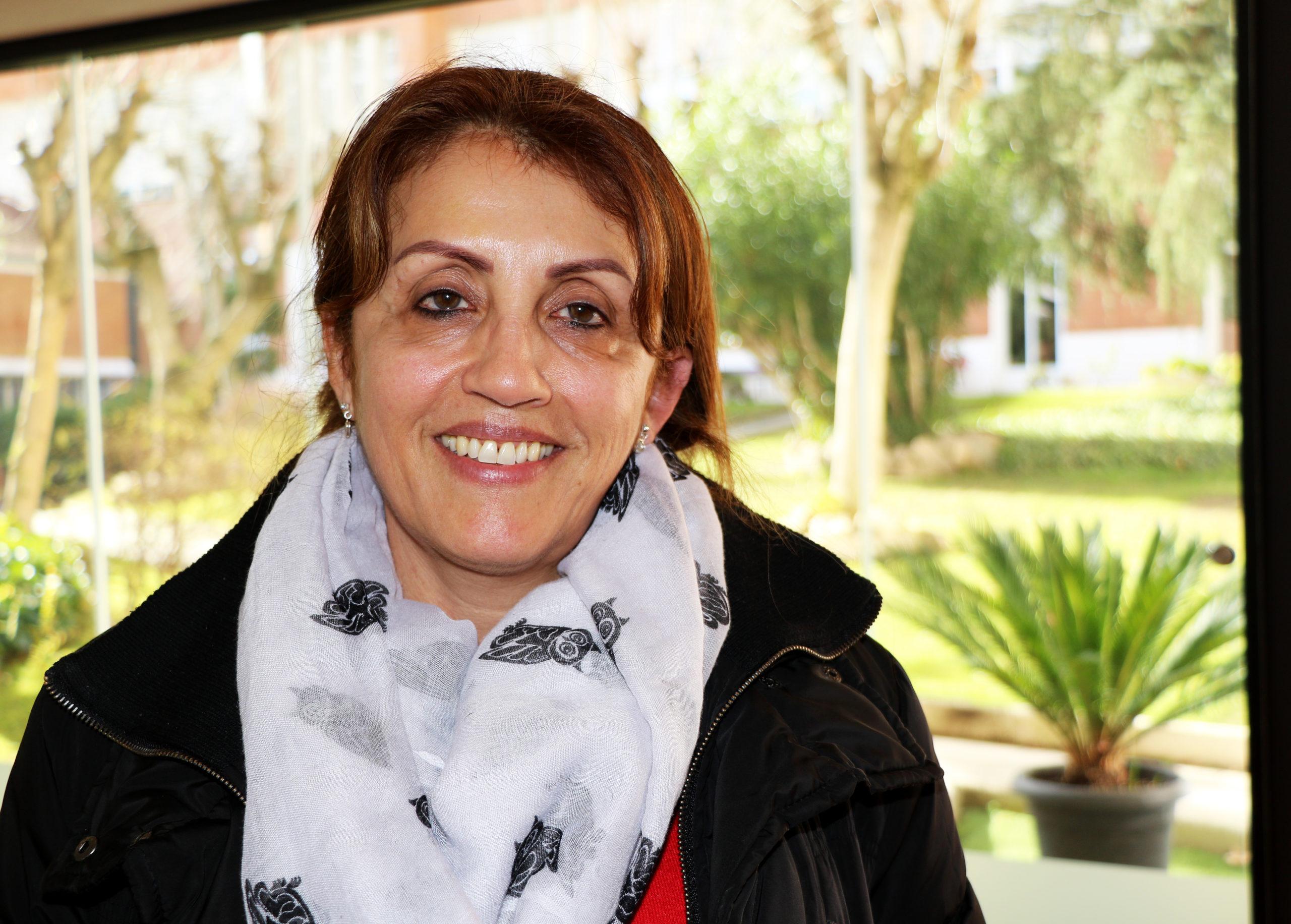 Hebe González, misionera laica de Paraguay © Manos Unidas