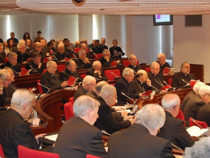 Asamblea Plenaria, 2 marzo 2020 © Conferencia Episcopal Española