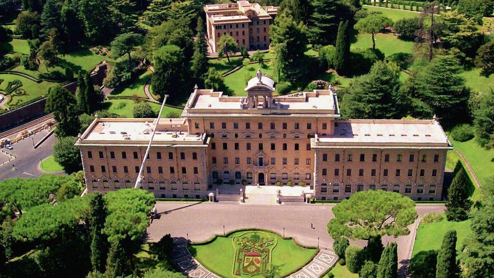 Tribunal Vaticano © Vatican Media