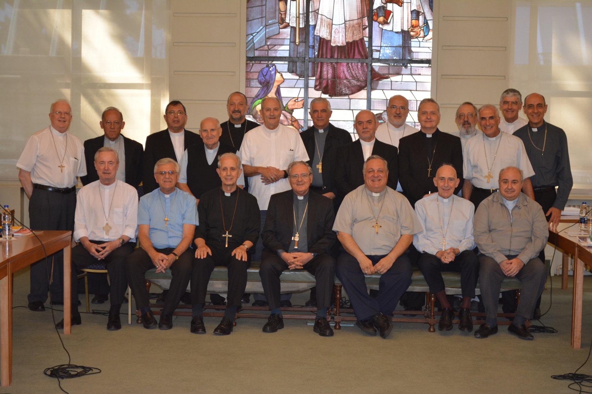 Comisión Permanente de la CEA © Conferencia Episcopal Argentina