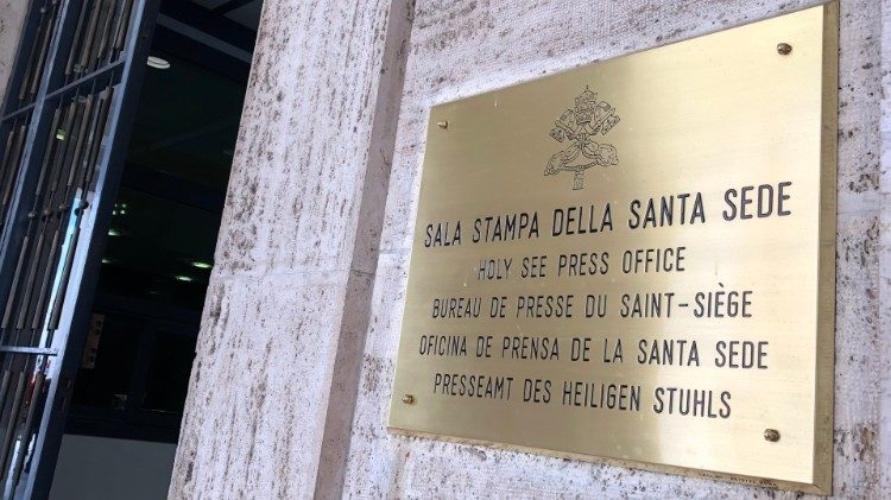 Oficina de Prensa de la Santa Sede © Vatican News