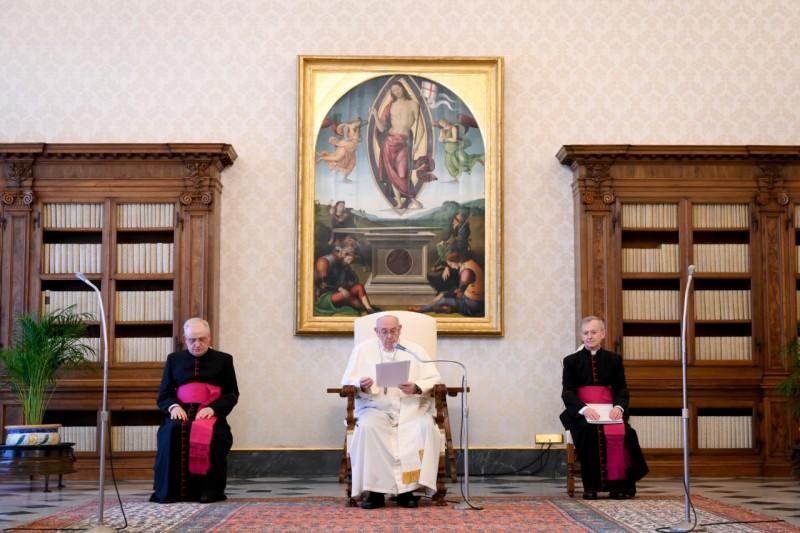 Audiencia general cuarta catequesis del Papa sobre la oración