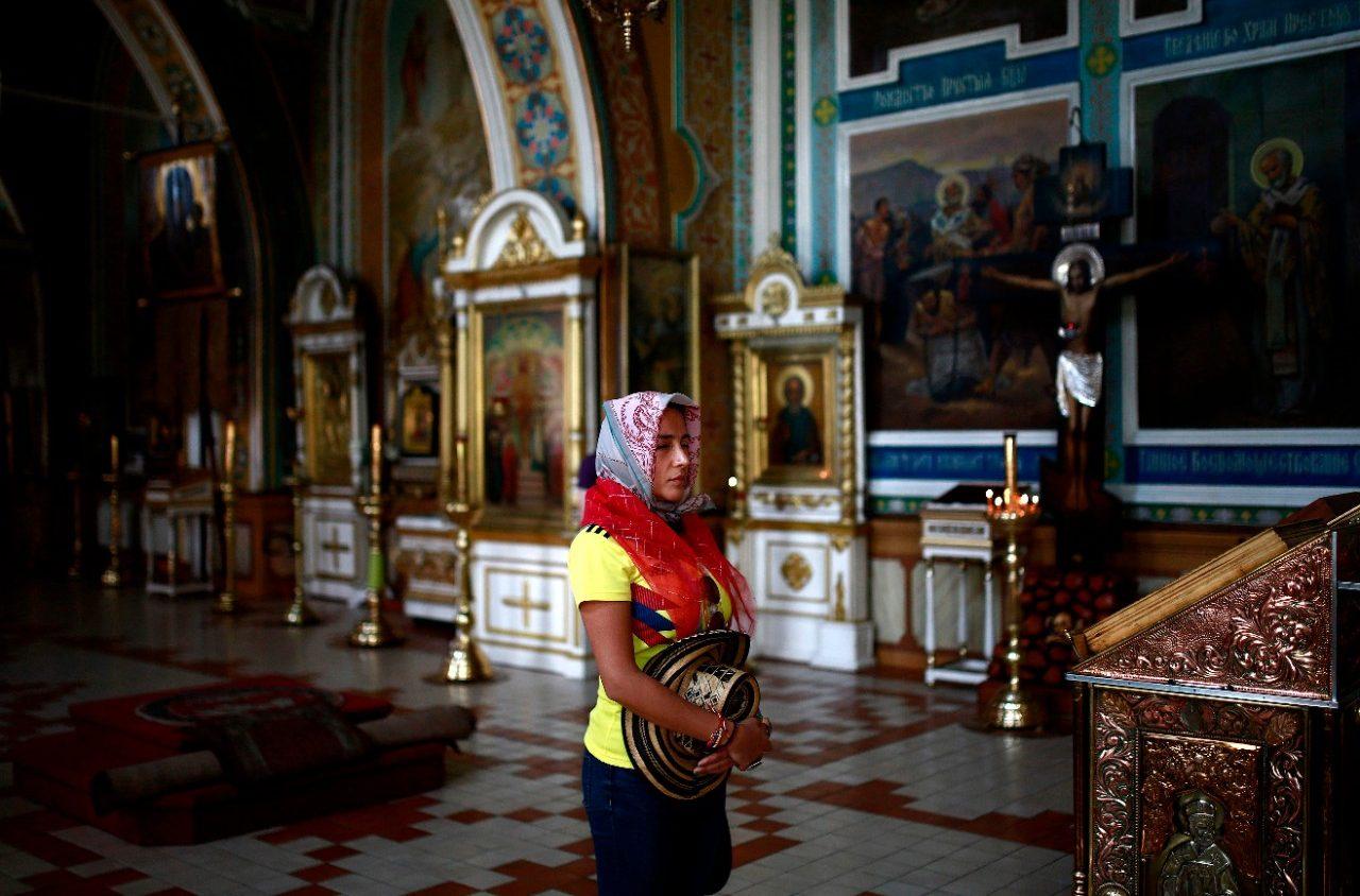 Colombia: Reapertura de templos