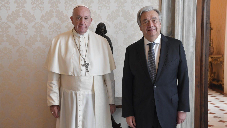 António Guterres paz