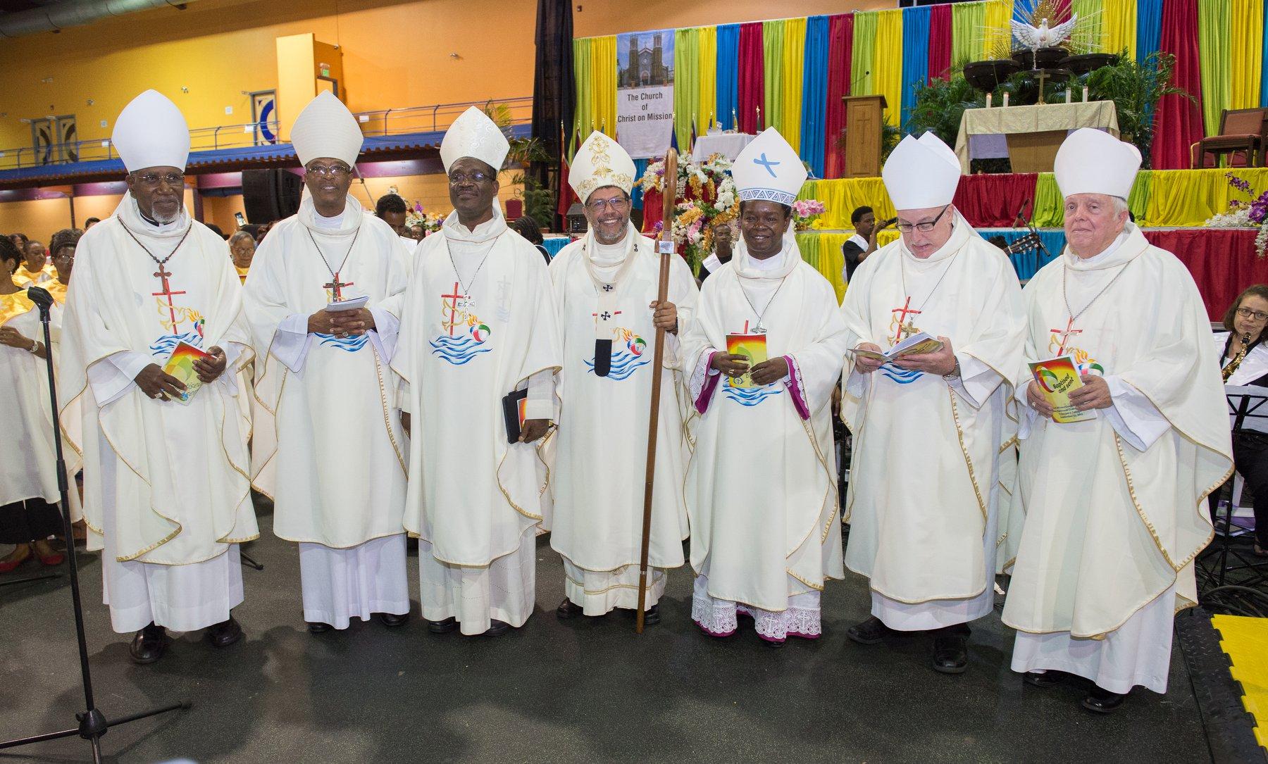 Obispos Antillas convocan sínodo región Caribe