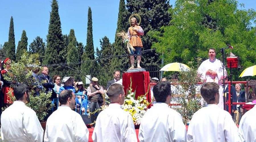 Celebración de la fiesta de San Isidro en Madrid © Archimadrid